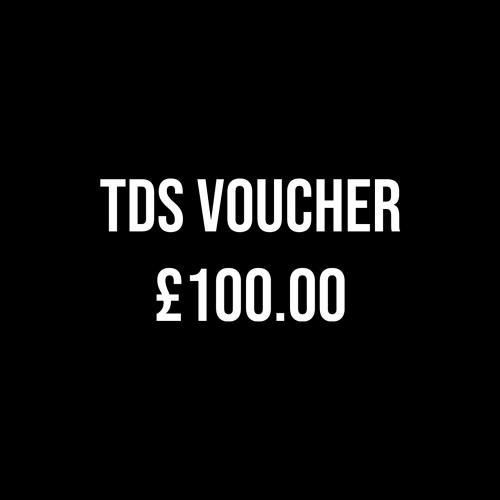 £100 TDS Gift Voucher