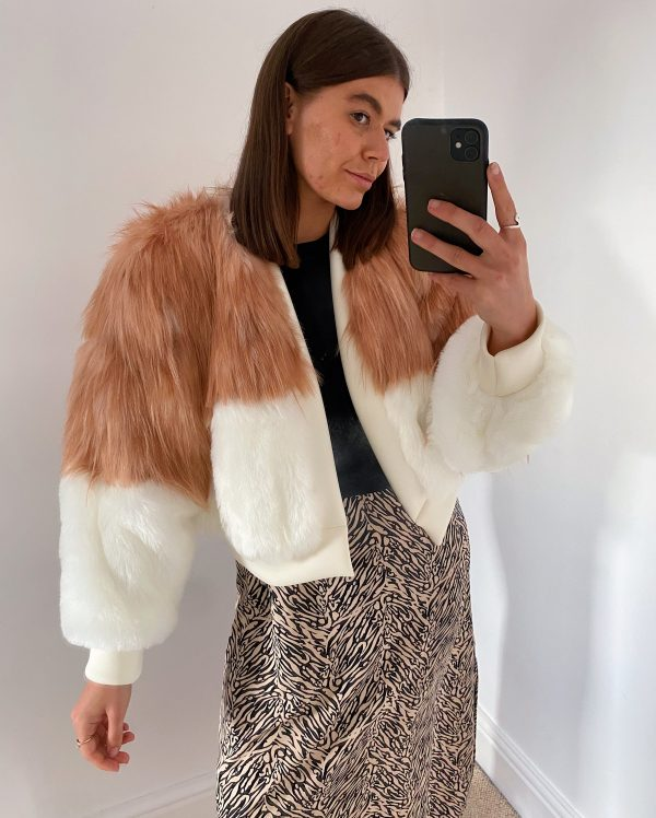 Faux Fur Jacket 9