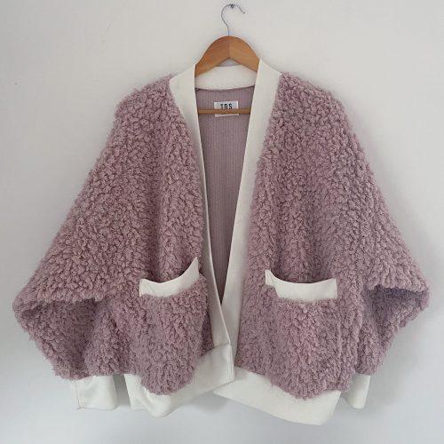 Blush Pink Cardigan For Women1